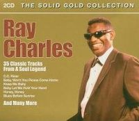 Cover Ray Charles - The Solid Gold Collection