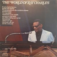 Cover Ray Charles - The World Of Ray Charles