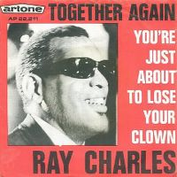 Cover Ray Charles - Together Again