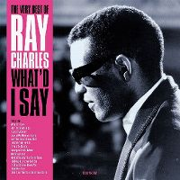 Cover Ray Charles - What'd I Say - The Very Best Of Ray Charles