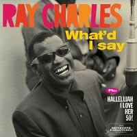 Cover Ray Charles - What'd I Say / Hallelujah I Love Her So!