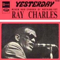 Cover Ray Charles - Yesterday