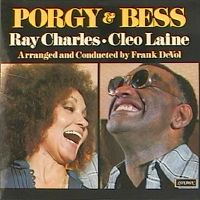 Cover Ray Charles / Cleo Laine - Porgy & Bess