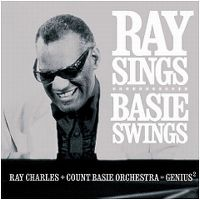 Cover Ray Charles & Count Basie Orchestra - Ray Sings, Basie Swings