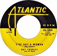 Cover Ray Charles & His Band - I've Got A Woman
