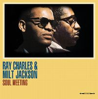 Cover Ray Charles & Milt Jackson - Soul Meeting