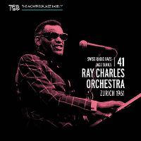 Cover Ray Charles Orchestra - Swiss Radio Days 41 - Zurich 1961