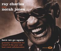 Cover Ray Charles with Norah Jones - Here We Go Again