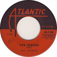 Cover Ray Charles With The Cookies - Yes Indeed