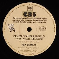 Cover Ray Charles with Willie Nelson - Seven Spanish Angels