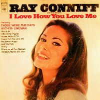 Cover Ray Conniff - I Love How You Love Me