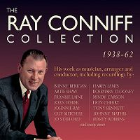 Cover Ray Conniff - The Ray Conniff Collection 1938-53