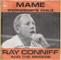 Cover Ray Conniff And The Singers - Mame