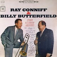 Cover Ray Conniff And The Singers with Billy Butterfield - Just Kiddin' Around