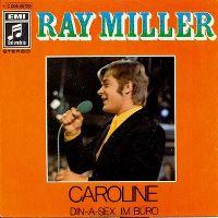 Cover Ray Miller - Caroline