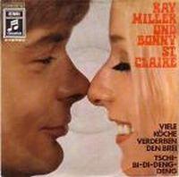 Cover Ray Miller und Bonny St. Claire - Viele Köche verderben den Brei