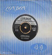 Cover Ray Peterson - Corrine Corrina