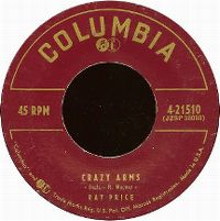Cover Ray Price - Crazy Arms