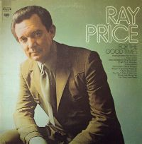 Cover Ray Price - For The Good Times