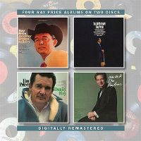 Cover Ray Price - Four Ray Price Albums On Two Discs