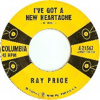 Cover Ray Price - I've Got A New Heartache