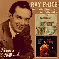 Cover Ray Price - San Antonio Rose & Night Life