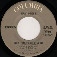 Cover Ray Price - She's Got To Be A Saint