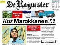Cover Raymzter - Kut Marokkanen??!