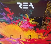 Cover Rea Garvey - Fire