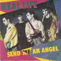 Cover Real Life - Send Me An Angel