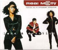Cover Real McCoy - Love & Devotion