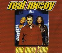 Cover Real McCoy - One More Time
