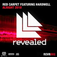 Cover Red Carpet feat. Hardwell - Alright 2010