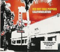Cover Red Hot Chili Peppers - Californication