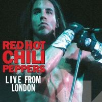 Cover Red Hot Chili Peppers - Live From London