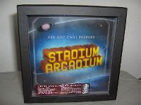 Cover Red Hot Chili Peppers - Stadium Arcadium