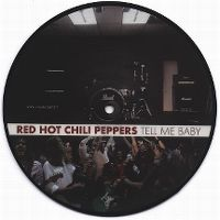 Cover Red Hot Chili Peppers - Tell Me Baby