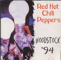 Cover Red Hot Chili Peppers - Woodstock '94