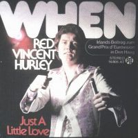 Cover Red Vincent Hurley - When