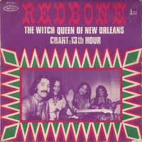 Cover Redbone - The Witch Queen Of New Orleans