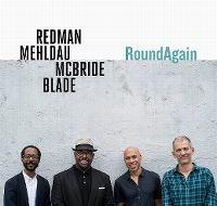 Cover Redman / Mehldau / McBride / Blade - RoundAgain