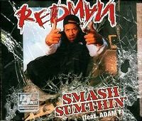 Cover Redman feat. Adam F - Smash Sumthin'
