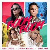 Cover RedOne / Daddy Yankee - French Montana - Dinah Jane - Boom Boom