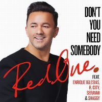 Cover RedOne feat. Enrique Iglesias, R. City, Serayah & Shaggy - Don't You Need Somebody