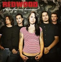 Cover Redwood - Of Butterflies And Hurricanes