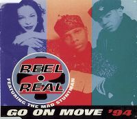 Cover Reel 2 Real feat. The Mad Stuntman - Go On Move