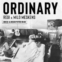 Cover Regi & Milo Meskens - Ordinary