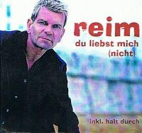 Cover Reim - Du liebst mich (nicht)