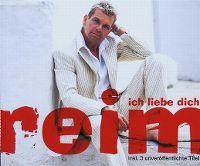 Cover Reim - Ich liebe dich