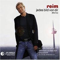 Cover Reim - Jedes Bild von Dir